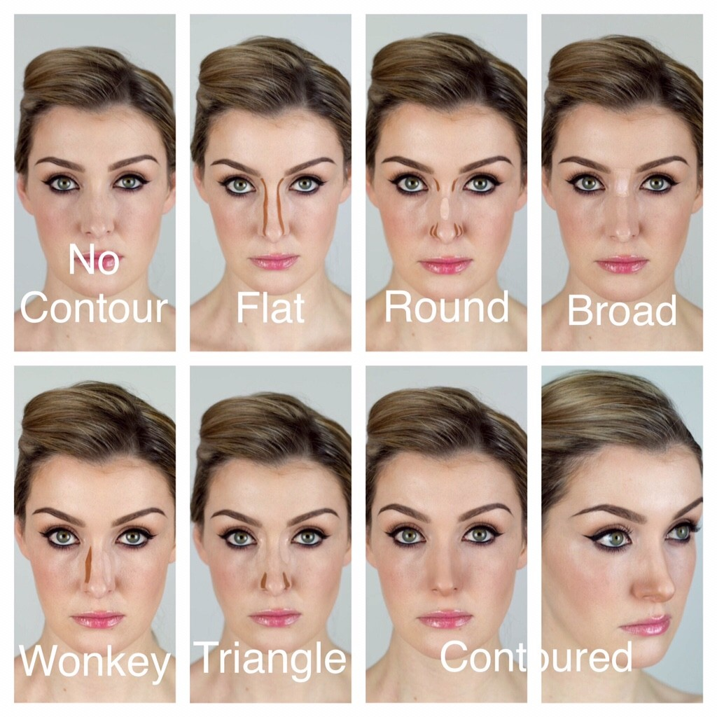 Contouring Your Nose Beauty Blurbs Babbles